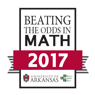 Beating the Odds in Math 2017